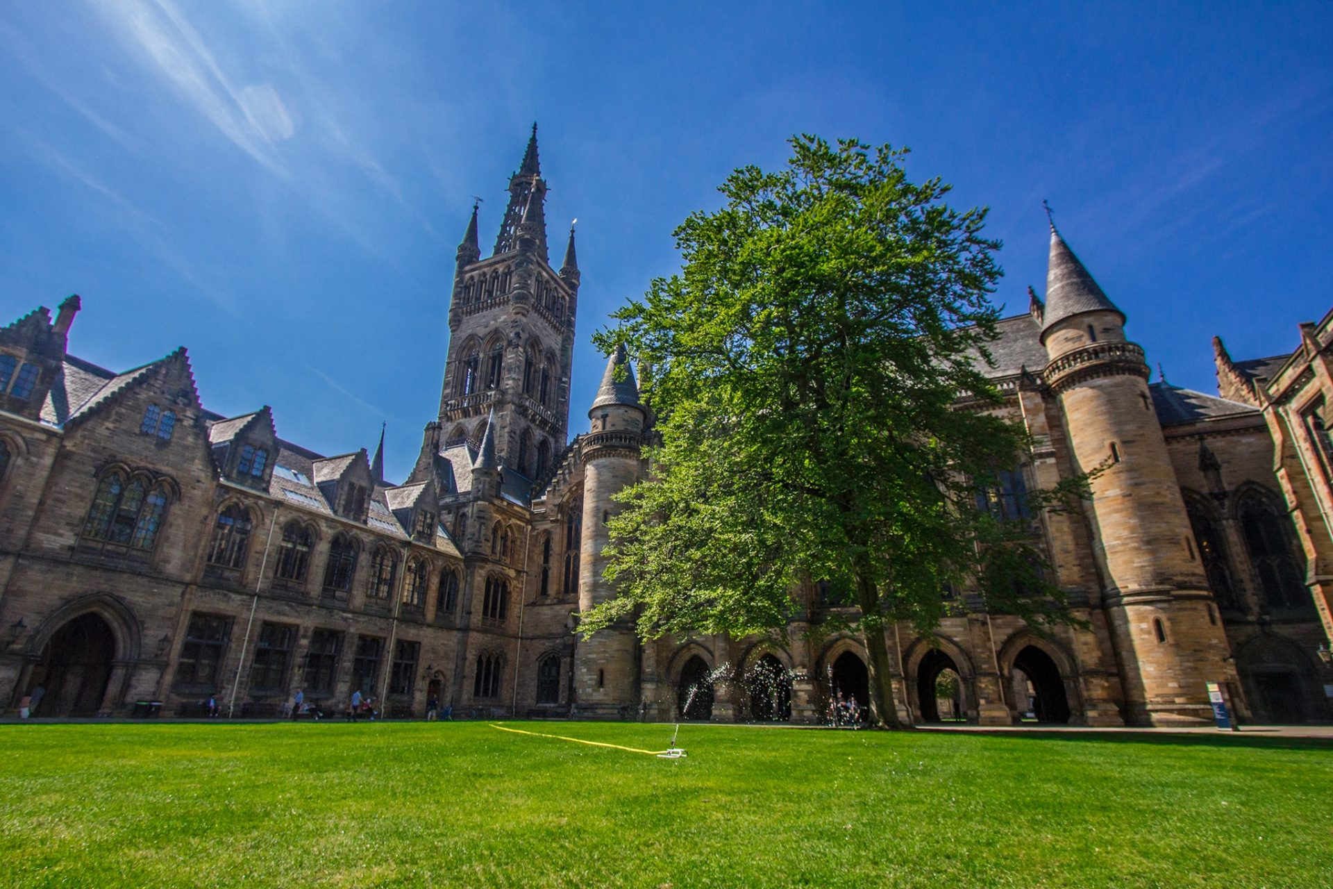 university of glasgow wedding venue