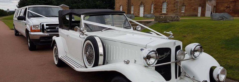 Forever White Wedding Cars