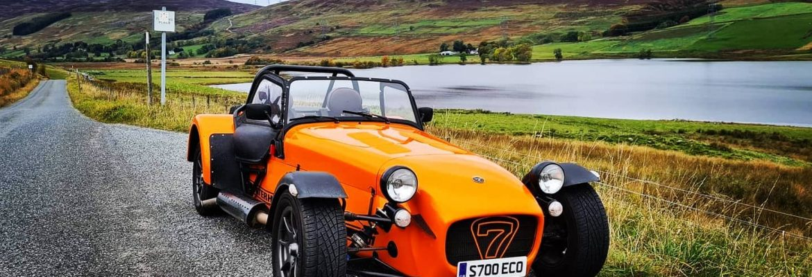 Forth Sevens & Caterham Car Hire