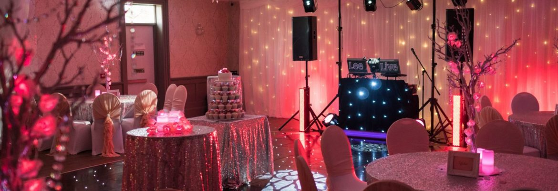Lee Live: Wedding DJ