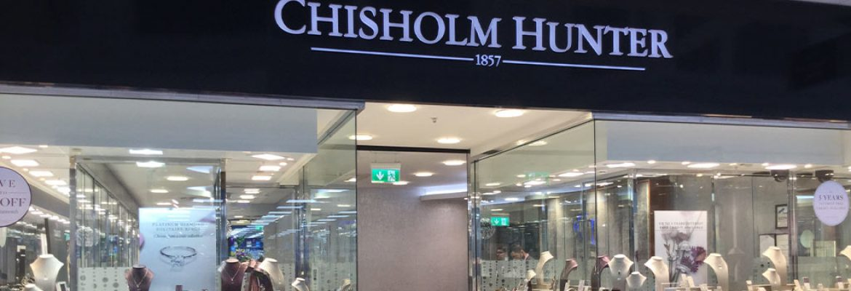 Chisholm Hunter -The Almondvale Centre