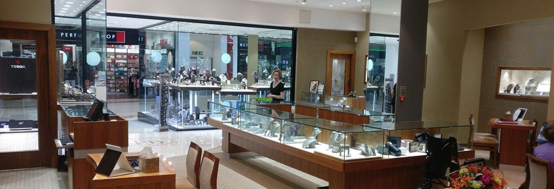 Chisholm Hunter – Eastgate Shopping Centre