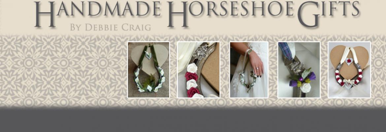 Handmade Horseshoe Gifts
