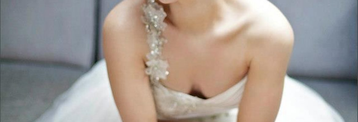 Bridal makeup by Leigh Blaney