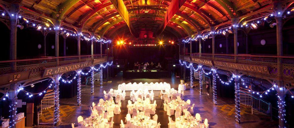 Old Fruitmarket Wedding venue glasgow