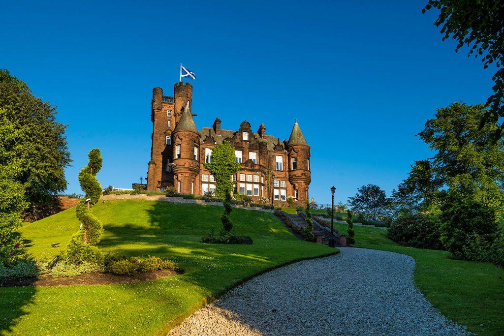 sherbrooke castle hotel wedding venues glasgow