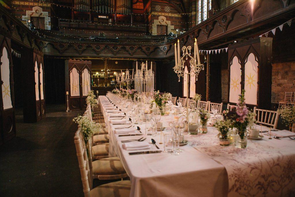 cottiers glasgow wedding venue