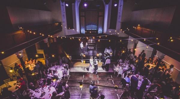 st lukes glasgow wedding venue